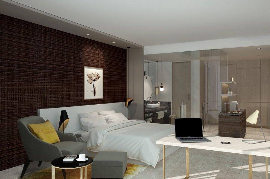 HOTEL UNIT VISUALIZATION IN UAE