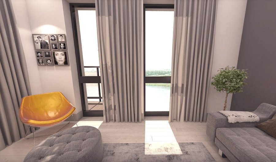 PANORAMA 360 OF PRIVATE APARTMENT