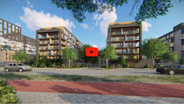 Residential-complex-with-shopping-center-and-public-spaces-video