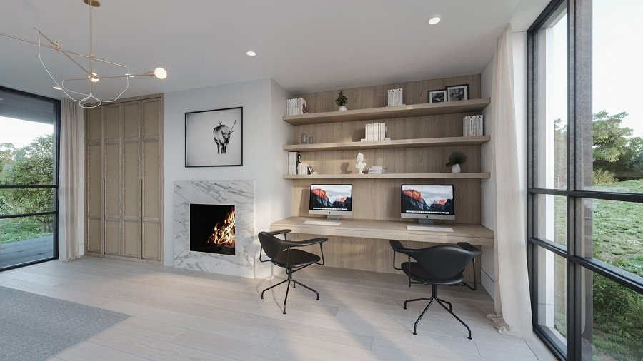 #3d #3dvisualization #3drendering #interior #interiorconcept #interiordesign #interiorrendering #bedroom #photorealistic